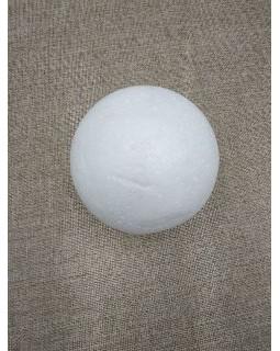 Кулька з пінопласту діаметр 15 см. Арт 2859