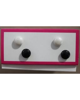 Гудзики блузочні перламутрові (чорні та білі). 1 гудзик - 3 грн. Арт 155