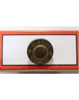 Гудзик імітація металу (бронза), 20 mm. Арт 187