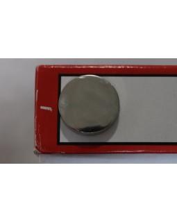 Гудзик імітація металу, 22 mm. Арт 188