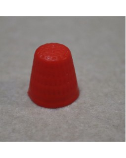 Наперсток пластмасовий. Арт 249