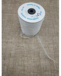 """Тасьма для тюлі органза прозора  """"вафелька"""" 2,5 см. Арт 2573"""
