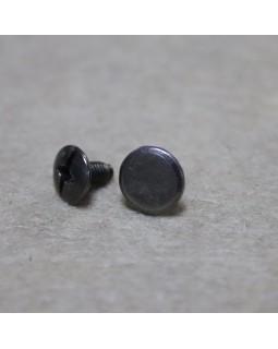Болти до пояса (темний метал), діаметр - 7 mm. Арт 390