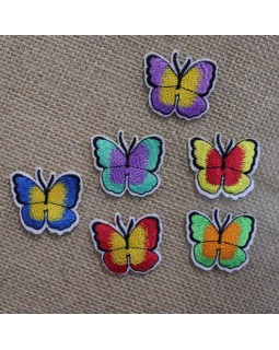 Термоаплікація метелик.Арт.1365