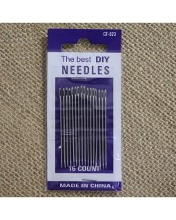 "Арт 12. Голки ""The best DIY NEEDLES"" CF-023."