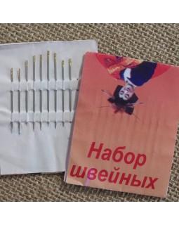"""Арт 23. Голки """"Набор швейных игл""""."""