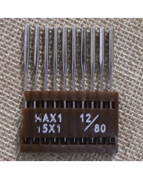 "Арт 50. Голки ""TNC"" HAx1 15x1, 12/80, 1 набір (пластинка) - 20 грн."