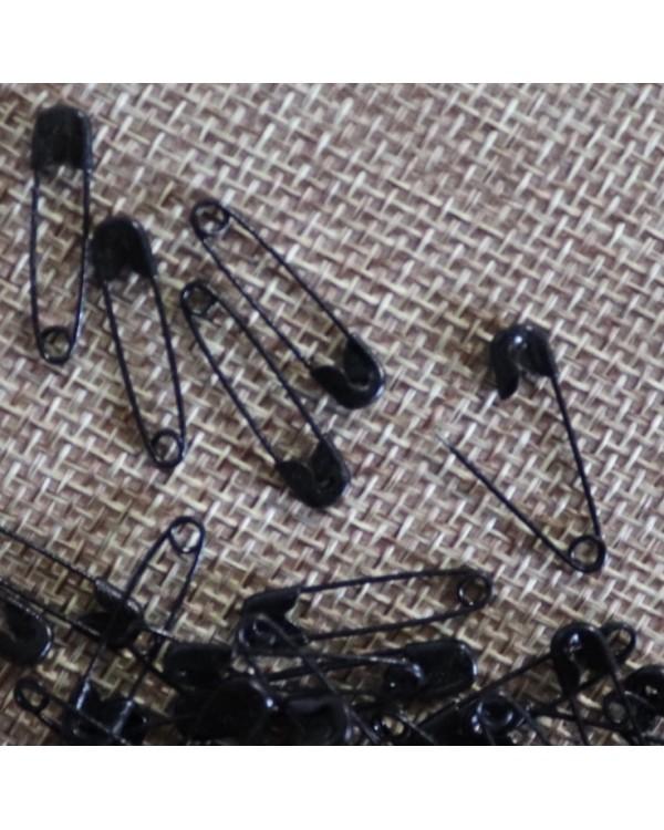 Шпильки чорні(малі). Арт 59