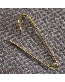 Шпилька золотиста(велика). Арт 60